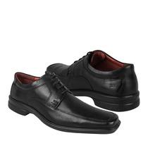 Gran Emyco Zapatos Caballero Vestir Eg-3650 Piel Negro