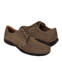 Flexi Zapatos Caballero Casuales 71603 Piel Ebano
