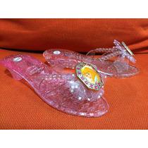Lindas Sandalias Zapatillas Disney Bella Durmiente No. 19/20