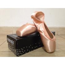 Zapatillas De Ballet Punta Capezio Tendu Ii