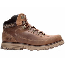 Caterpillar Botas Caminata Highbury Boston Piel Natural Gym