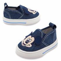 Tenis Para Bebé Mickey Mouse 12 Cm Disney Store