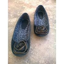 Zapatos Zara P/niña # 03 T-6.5 O 23 Cm Baratos