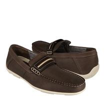 Flexi Zapatos Caballero Casuales 68606 Piel Moka