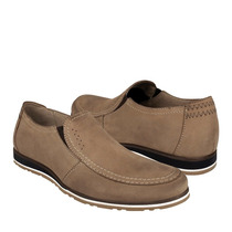Flexi Zapatos Caballero Casuales 76802 Piel Camel