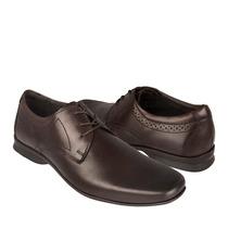 Flexi Zapatos Caballero Casuales 79501 Piel Cafe