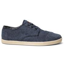 Zapatos Toms Para Hombre Originales Fn4