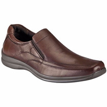 Zapatos Casuales Hush Puppies Piel Hc-2101 Cafe Pv