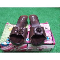 Zapatos Marca Coqueta Talla 24.5