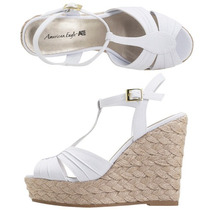 Oferta! American Eagle /zapatos- Sandalias Wedge #6½