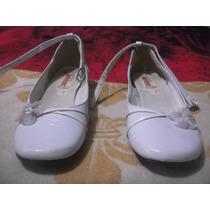 Limpia De Clóset !! Zapatos Niña Para Primera Comunion
