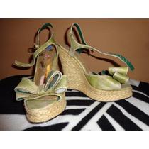 Zapatos Tacon Corrido Paris Hilton Talla: 24.5mod844
