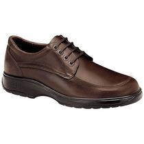 Zapatos Casuales La Pag 1001 Cafe Piel Oi