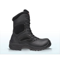 Bota Militar Policia Tactica Riverline Swat Safety Tools