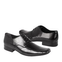 Gran Emyco Zapatos Caballero Vestir Ec-2050 Piel Negro
