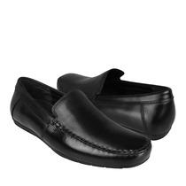 Flexi Zapatos Caballero Casuales 76903 Piel Negro