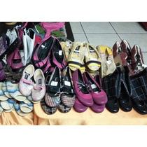 Lote De Zapato Para Dama Varios Tipos Nuevos Haz Negocio Pm0