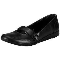 Zapato Piel Giio School 806 Negro Oi