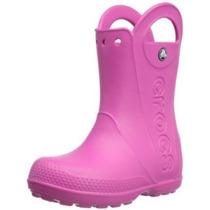 Crocs Botas Para La Lluvia Con Reflejante