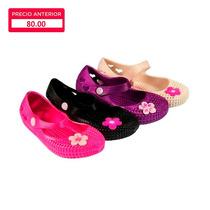 Sandalias Niñas 4 Colores Diferentes