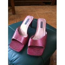 Sandalias Color Uva Brasileñas Talla 5