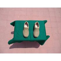 Zapato Casual Caballero Flexi Country Verde Pistache