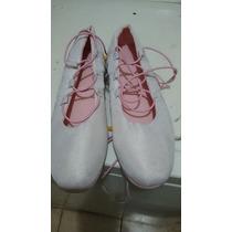Zapato Tipo Balerina De Ballet Talla 5.5 Mx