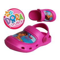 Huaraches 14.5 Cms Nina Dora Rosas Zapatos Sandalias Hermoso