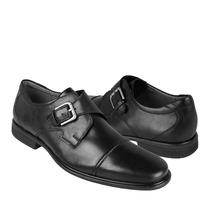Flexi Zapatos Caballero Vestir 79203 Piel Negro
