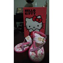 Andrea Hello Kitty Sandalias Para Tu Nena #14