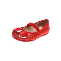 Mickey - Balerina Roja Con Moño - Rojo - 4500-04
