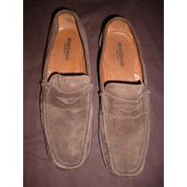 Zapatos De Vestir Marca Bostonian Hombre Talla 7