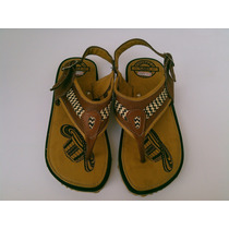 Sandalias Colombianas Tipo Abarcas