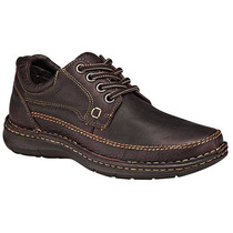 Zapatos Casuales Vandana 341 Piel Cafe Oi
