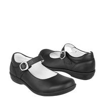 Calzado Chabelo Zapatos Niños Clasicos 56110-a 18-21 Piel Ne