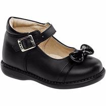 Zapatos Dogi T/piel 715 Negro Bebe Pv