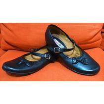 Hermosos Zapatos Mary-janes Fami-gómez No. 25 Dama O Niña