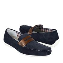 Flexi Zapatos Caballero Casuales 68603 Gamuza Oceania