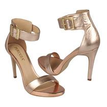 Perugia Zapatos Dama Tacones 11077 Piel Rosado