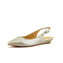 Seychelles Reflexión Womens Pisos Zapatos De Cuero