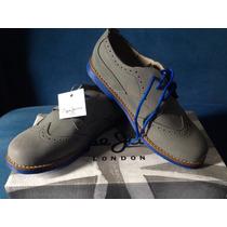 Zapatos Oxford Bostoniano Pepe Jeans T-23.....excelente !!!