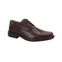 Zapato Casual Flexi En Piel Mocasines Agujeta