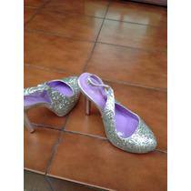 Zapatos De Tacon De Mujer De Noche