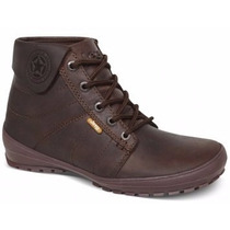 Bota Tenis Casual Dama Jeep 5540 Chocolate