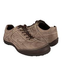 Flexi Zapatos Caballero Casuales 94801 Piel Taupe