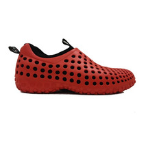 Amazon Summer Crocs Rojo Zapato Calzado Hombre - Ccilu