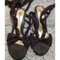 Limpia De Closet Zapatos De Tacón Dama Dollhouse Op4
