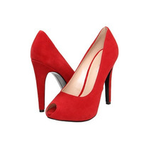 Nine West - Zapatos Just Cruise Rojos 4.5