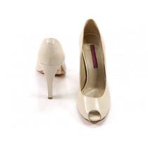 Zapatos Color Beige Regina Romero