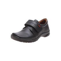 Audaz - Zapato Con Velcro - Negro - 167301-a